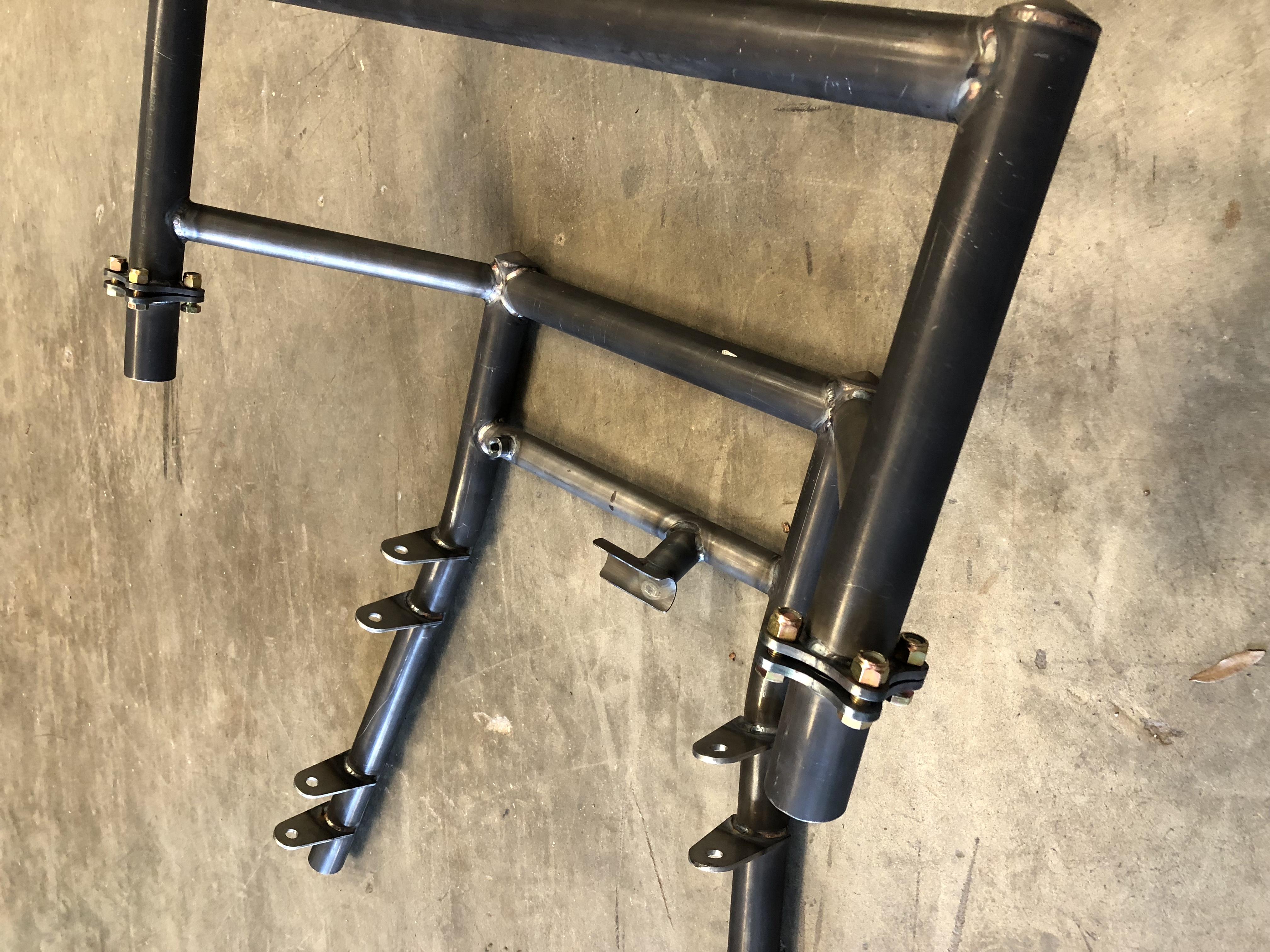 1982-05 S10/Blazer Lightweight K Member Removable Version Full Kit