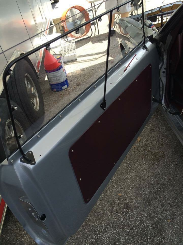 1978-88 G Body Door Window Kit