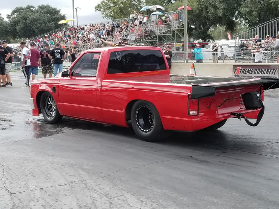 1982-93 S10 Fabricated Wing