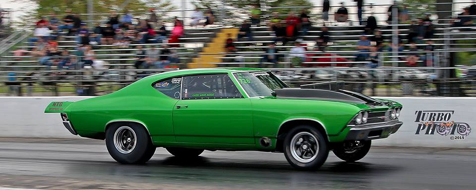 1964-72 A Body Chevelle