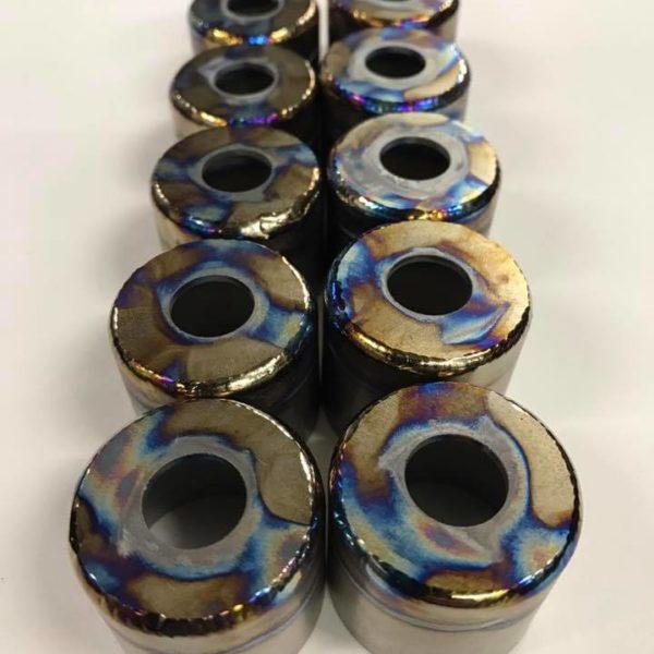 Lightweight Titanium Parts